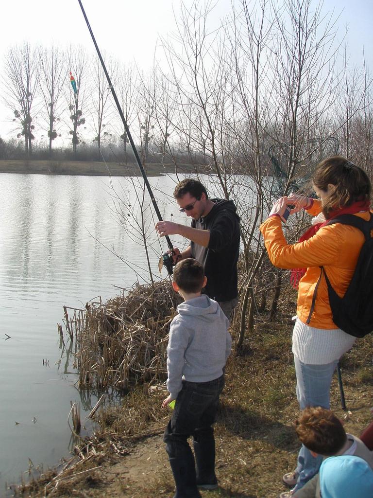 pour voir la capture de gros poisson