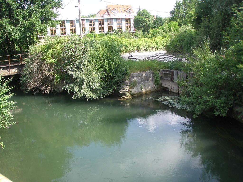Seine ancien moulin de la Pielle