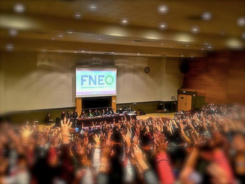 Vote du nouveau logo FNEO !