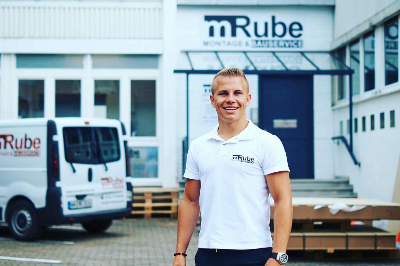 Inhaber Morris Rube