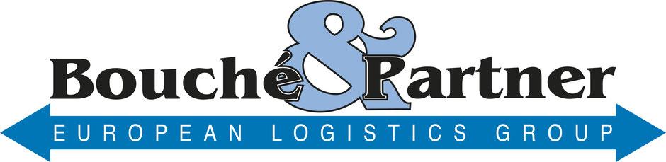 Logo: Bouché & Partner GmbH (EUROPEAN LOGISTICS GROUP), Neckarvorlandstraße 97 in 68159 Mannheim |