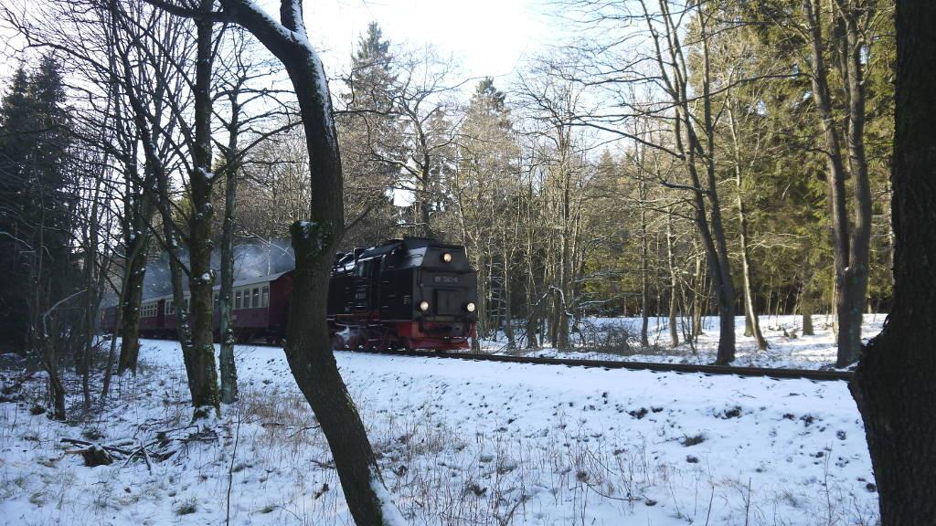 Zurück zur Harzquerbahn