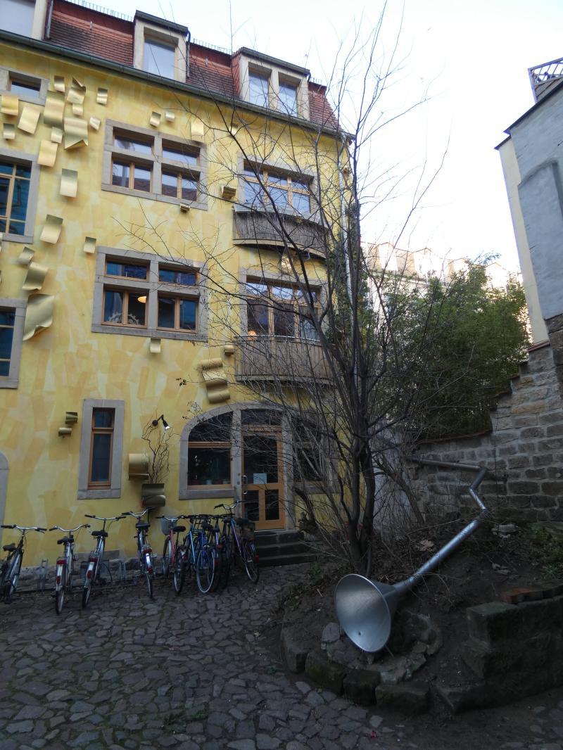 Kunsthofpassagen Görlitzerstraße