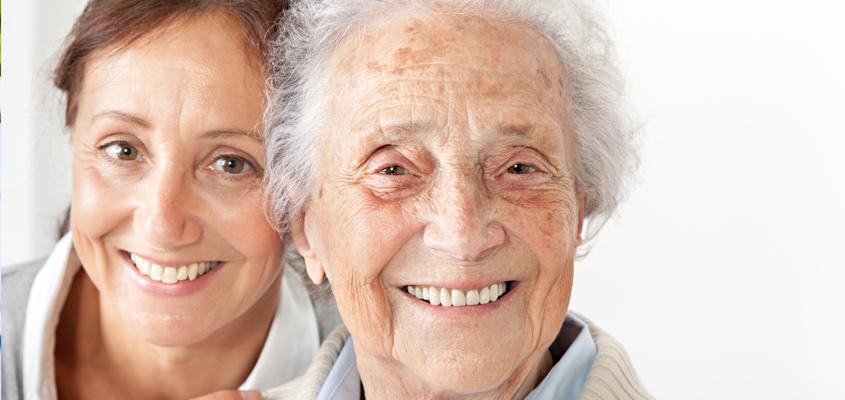 Alten- und Krankenpflege durch den Pflegedienst Brand