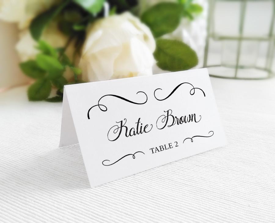 table name cards  lemonwedding