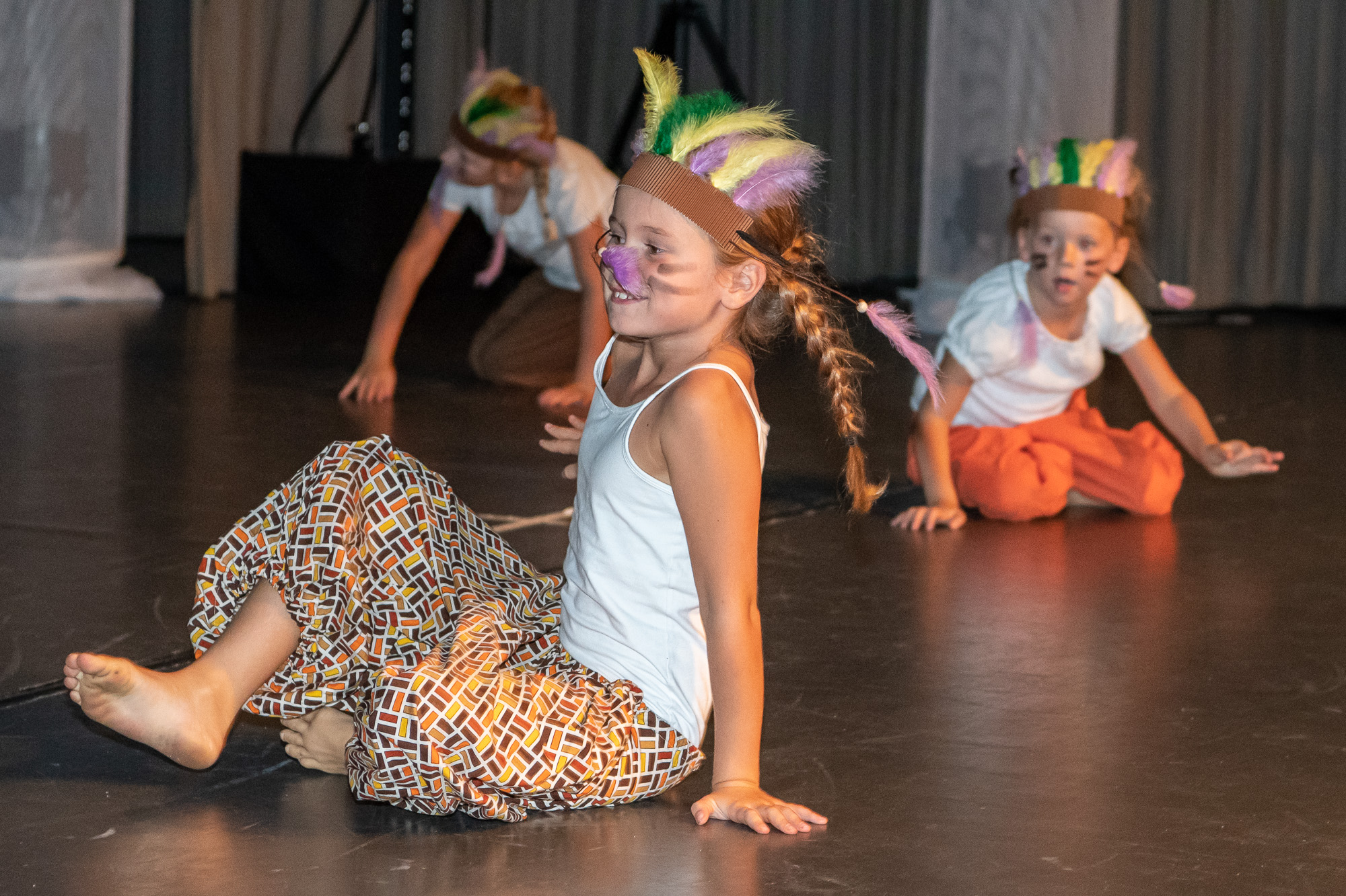 """Tanzshow """"Inside Out"""", Verein ma-move tanzt"""