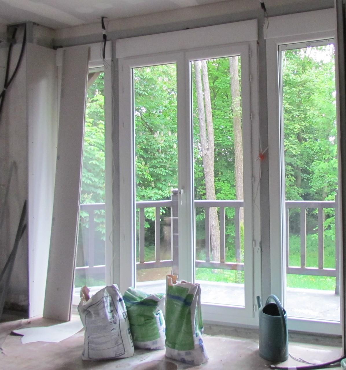 Les Fenêtres Et Portes Fenêtres Miroiterie De Lepte Magny En Vexin