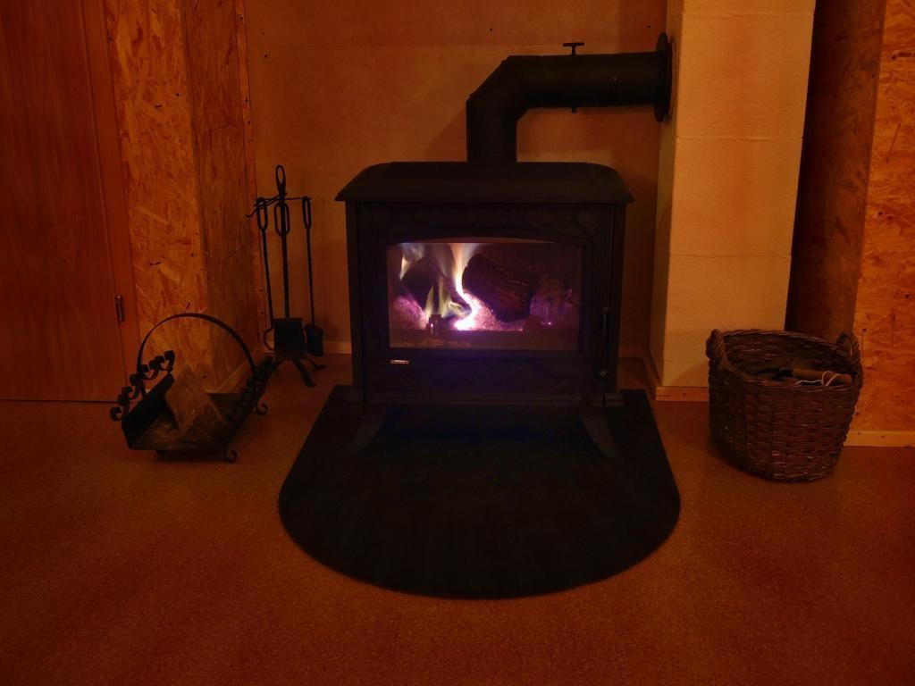 Wohlige Ofenwärme für die kalten Tage