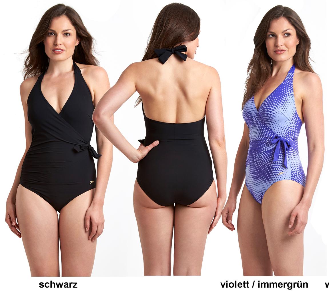 neuartiger Stil neue Produkte für Rabatt zum Verkauf Badeanzug Sculpture Simplyglow Einteiler von Speedo