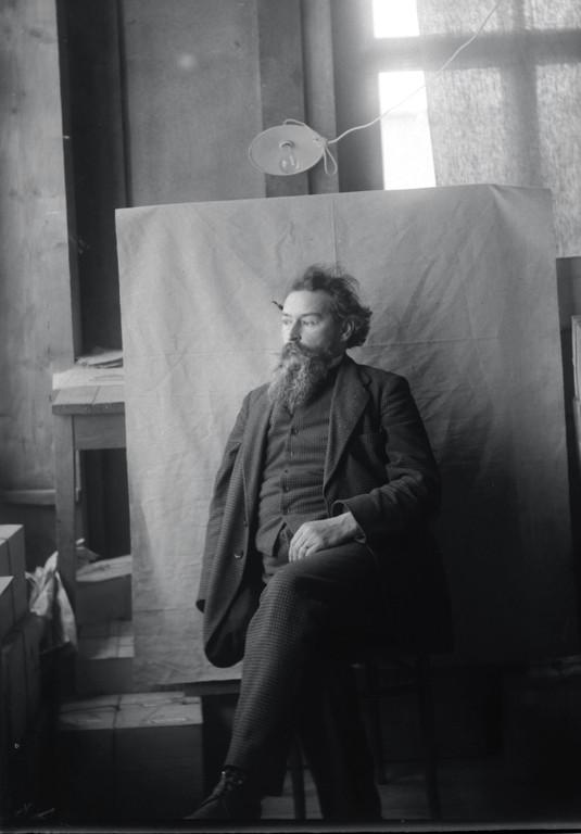 Carl Binder Sohn des Gründers Edouard
