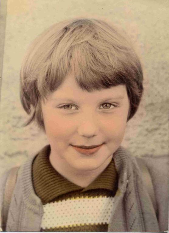 Marianne, 6 Jahre alt