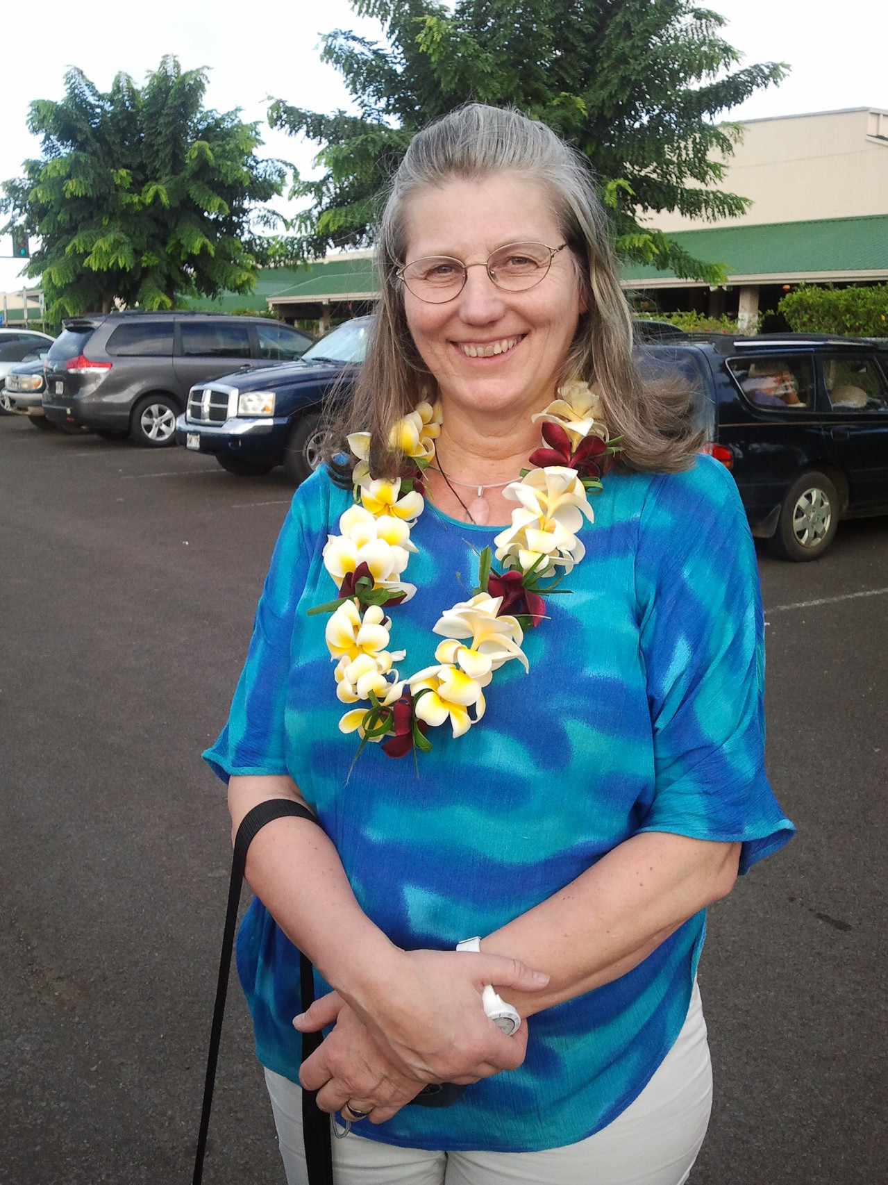Empfang in Kauai