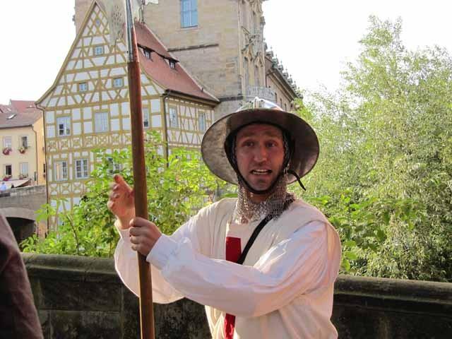 Edelbert am alten Rathaus