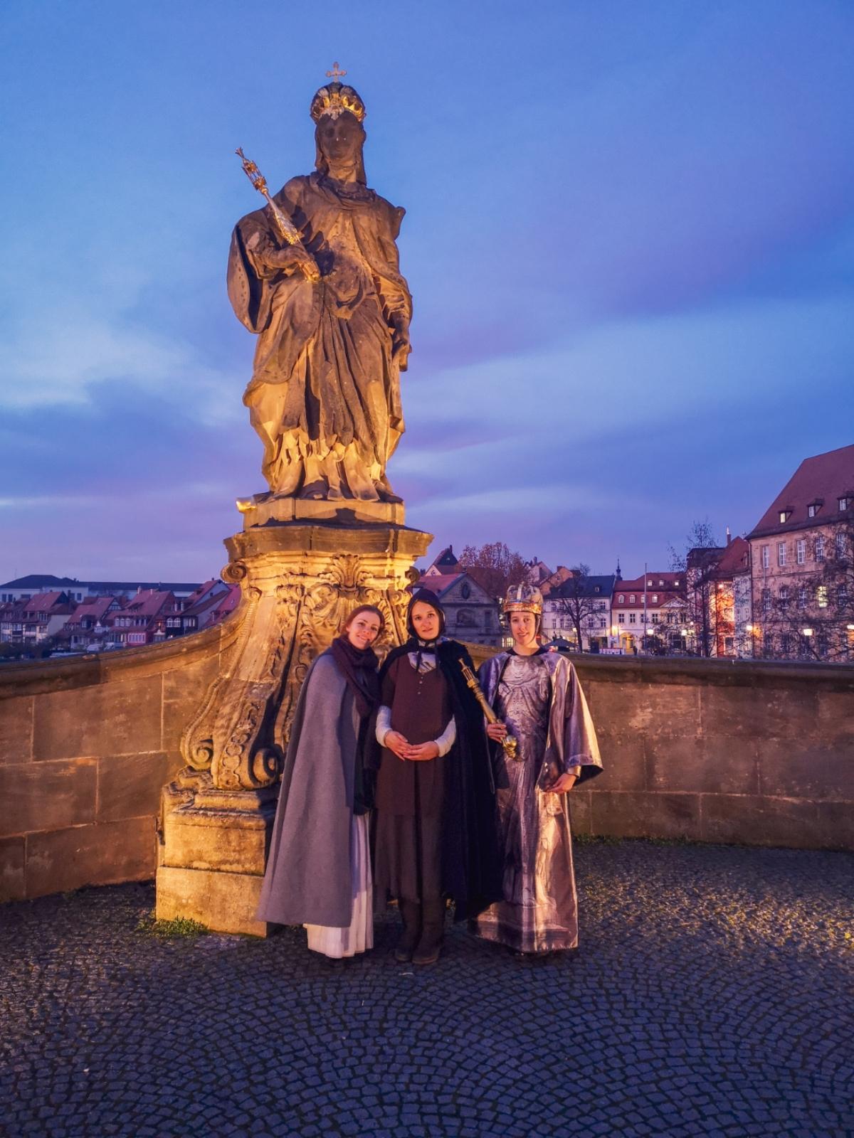 Die Herbergssuche zu Bamberg