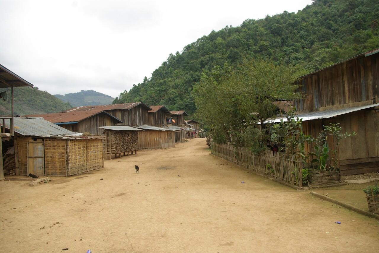 Kein anderes Dorf war so sauber und aufgeräumt.