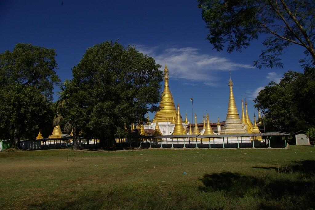 Pagode nahe Nyaung Shwe