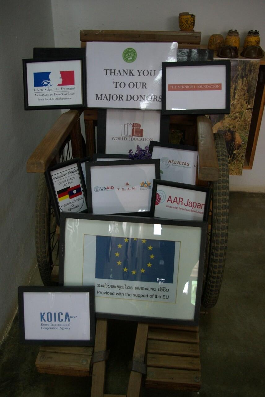 Viele Nationen unterstützen UXO und MAG