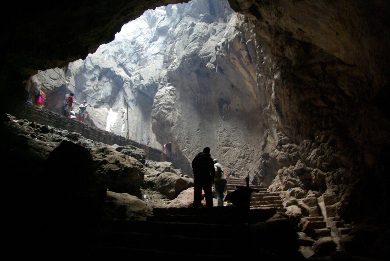 Die zweite Höhle
