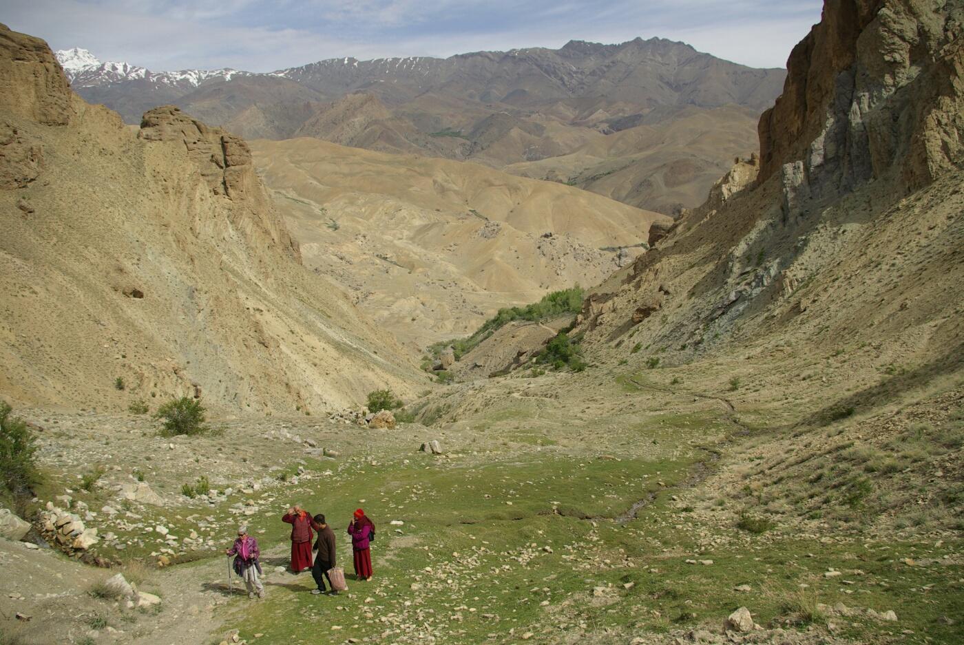 Phokar, Padmasambhava: Noch ist das Tal weit....