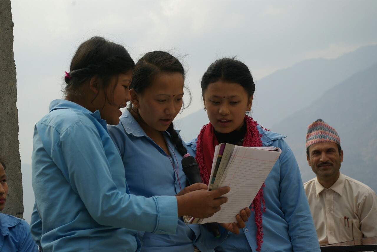 Gesangswettbewerb
