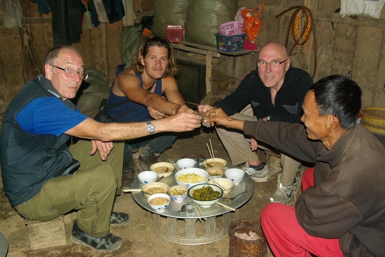 Kein Essen ohne Lao Lao.