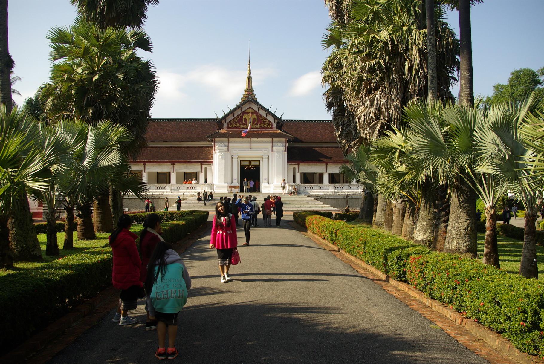 Königspalast, jetzt Nationalmuseum