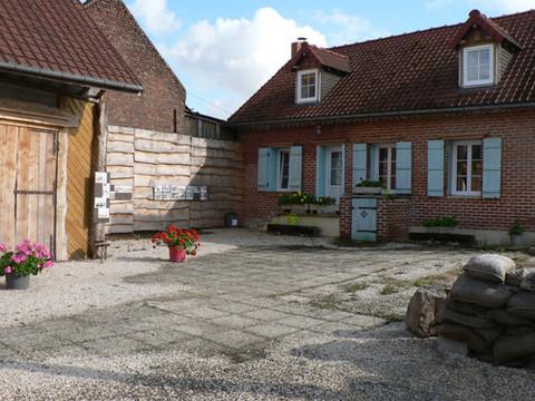 centenaire 14 18- gite-Somme-6 personnes-randonnée-Bel Accueil-