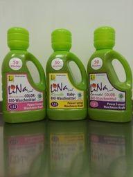 Bio Waschnuss Waschmittel