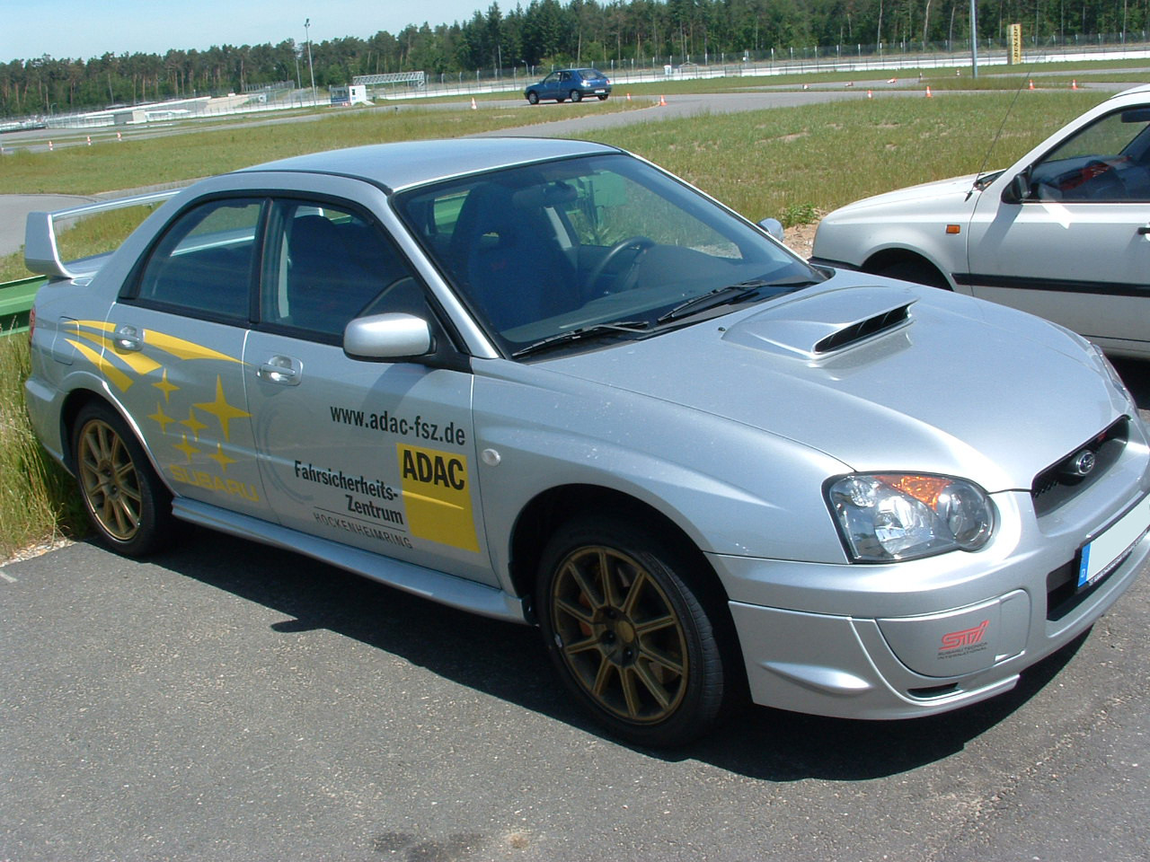Subaru Impreza WRX STI - joes-universums Webseite!