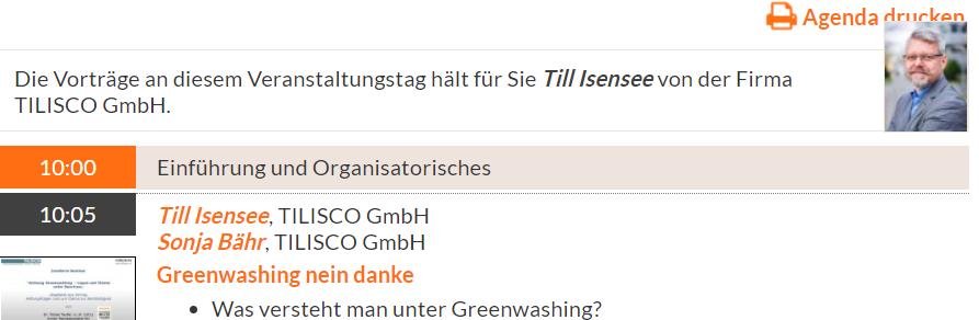 Achtung Greenwashing – Logos und Claims unter Beschuss