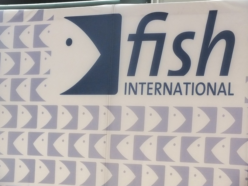 Dr. Pack auf der fish International 2020