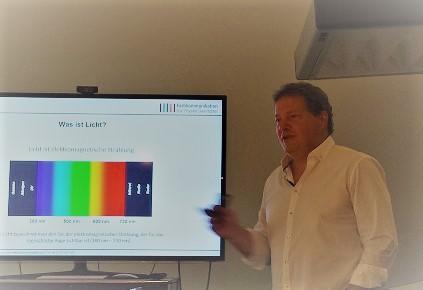 Farbmanagement und Farbkommunikation mit Uwe Richter