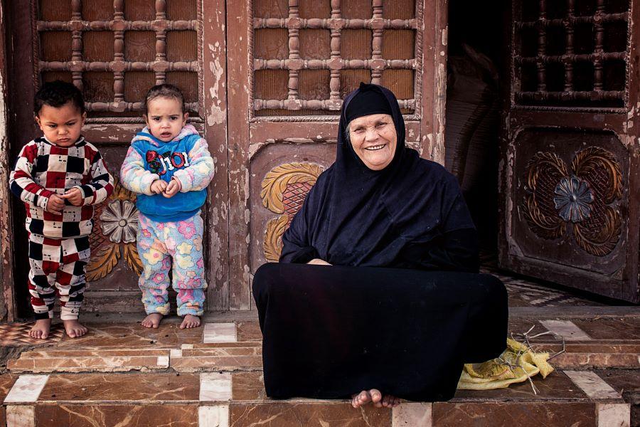 Nora Mohamed Maher (Egypt) - Egyptian Mother