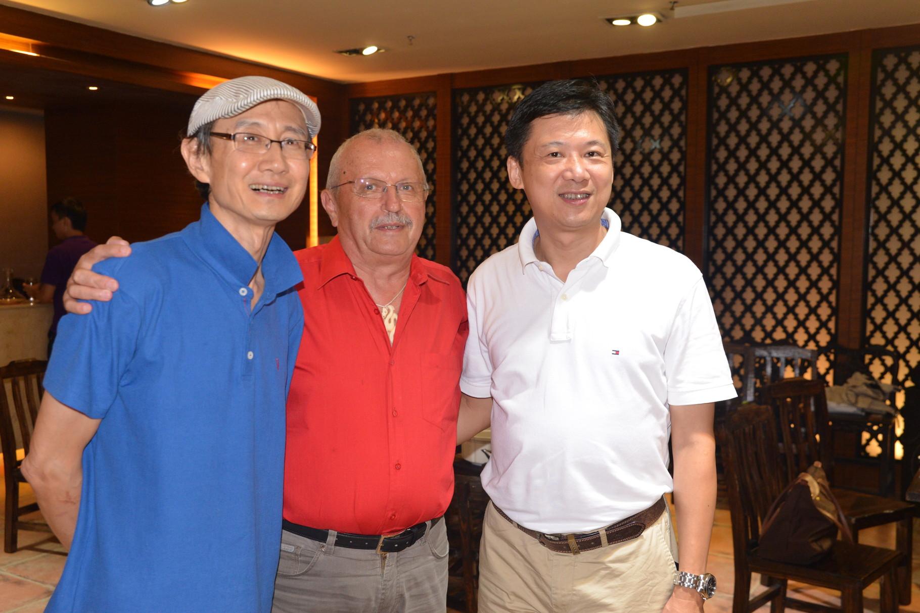2014.09.09 - Shenzen (Kína)