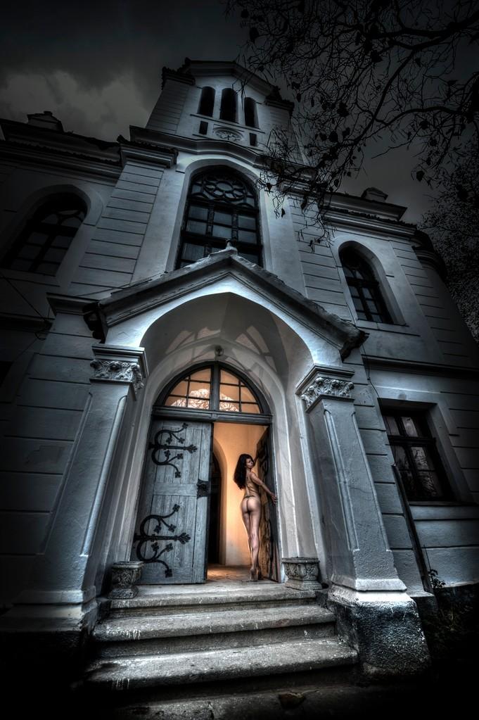 Trofeu PREMFOTO - Ede Tordai EFIAP (RO) - Open Gate/ Poarta deschisă