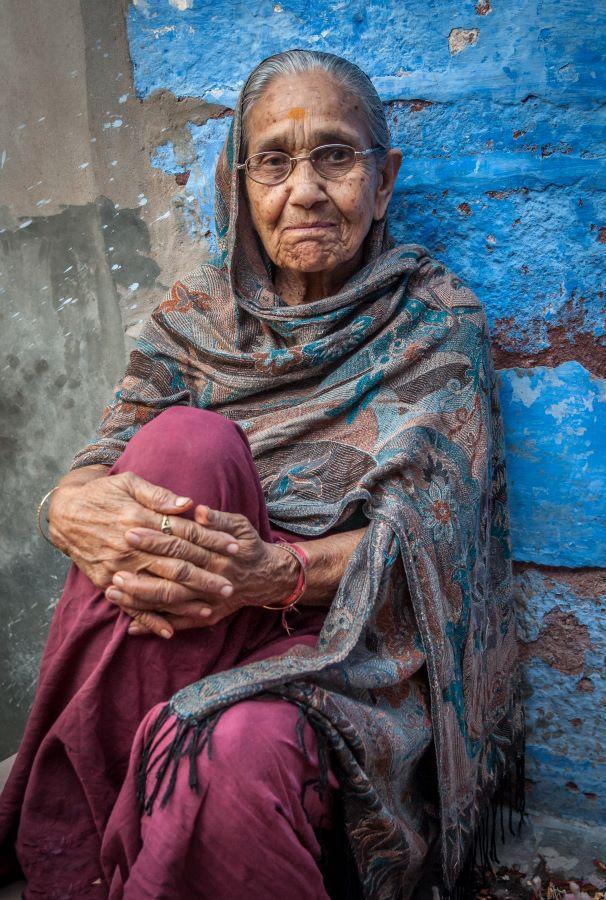 Szécsenyi Zsuzsa (AFIAP) - Grandmother