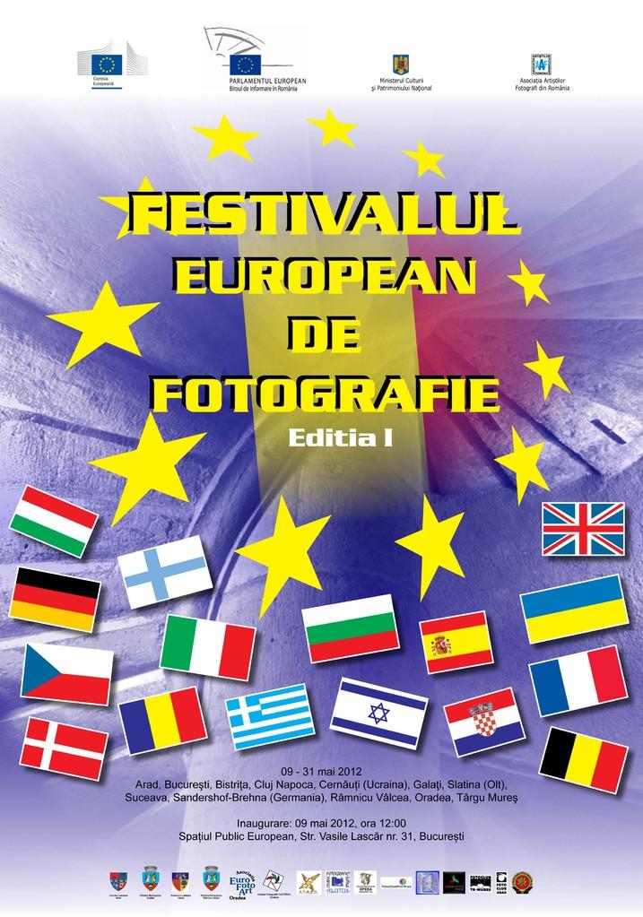 Afisul Festivalului - Festival poster - A Fesztivál plakátja