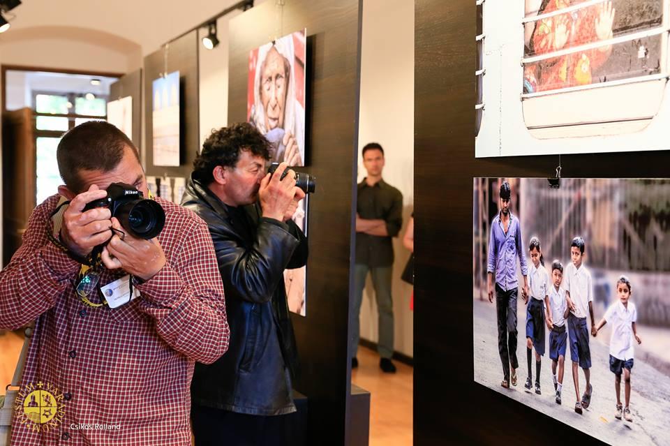 Ovi D. Pop EFIAP Nagyvárad-i fotóművész egyéni kiállítása