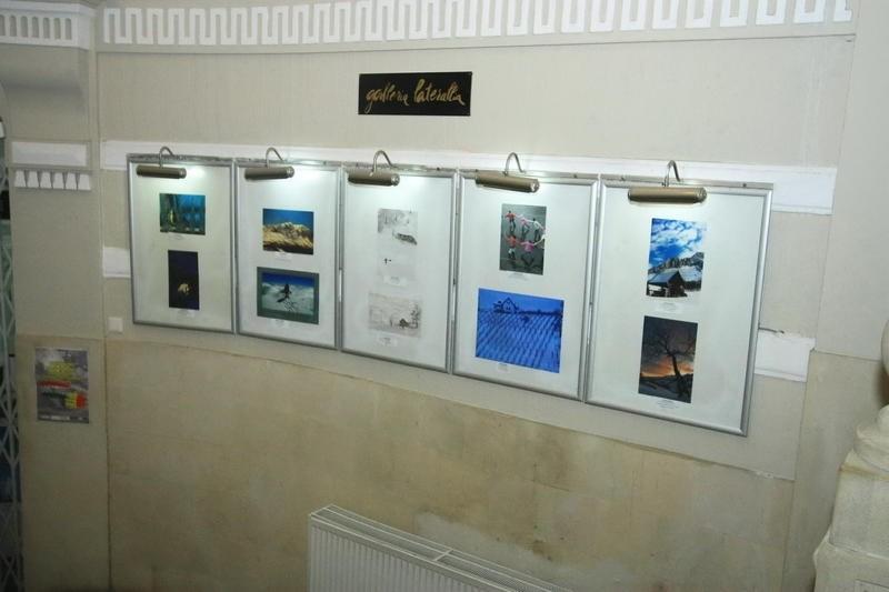 Vernisaj la Gallerie Laterallia Cluj Napoca 21.01.2011 - Openning in Gallerie Laterallia Cluj Napoca 21.01.2011 - Megnyitó a Kolozsvári Gallerie Laterall-ban 2011. 01. 21