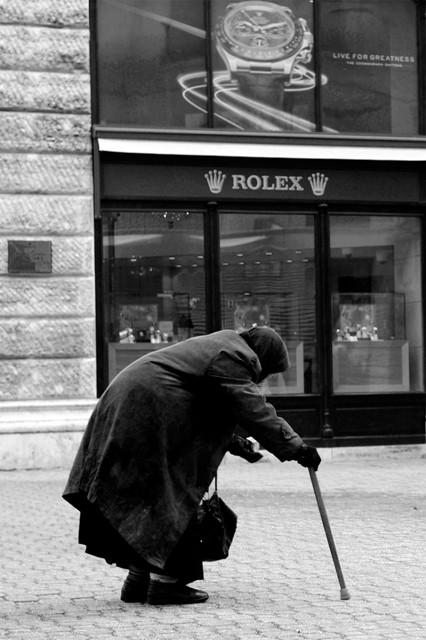 Talpoş Gheorghe-Andrei (RO) - Szegénység
