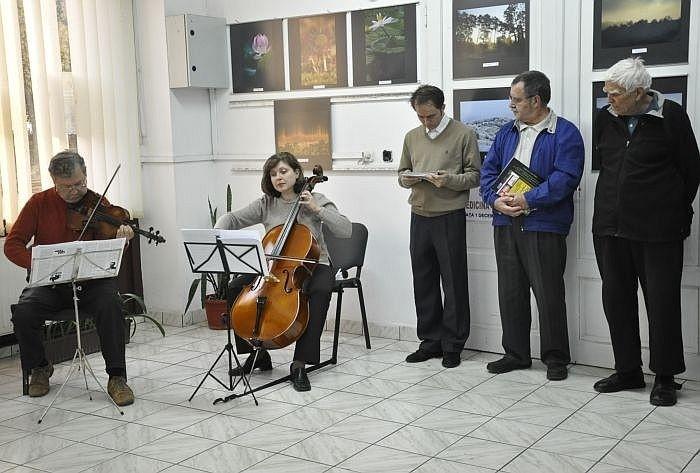 """Artiştii Cvartetului """"Varadinum"""" din Oradea"""