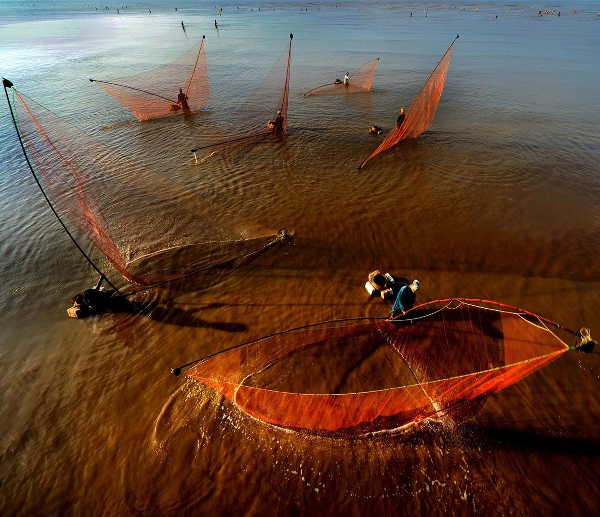 Premfoto 2012 - Phi Long Vo EFIAP (Vietnam) - Push Xiep
