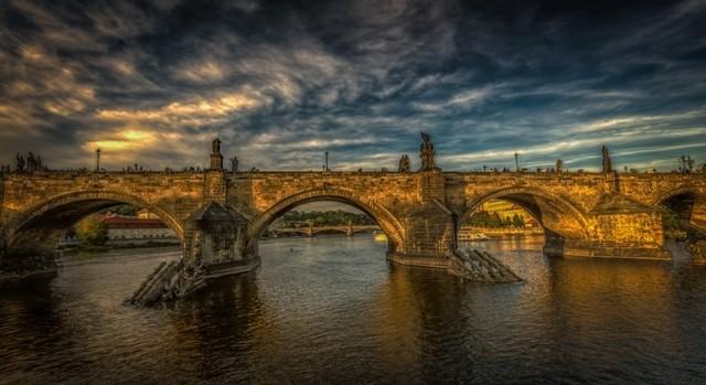 Markus Adian Sorin (RO) - Podul Charles_Charlesi híd