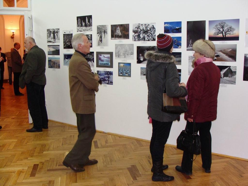 Vernisaj la Centrul Cultural al Ungariei Bucureşti 22.10.2011 - Opening the Hungarian Cultural Centre Bucharest 22.01.2011 - Megnyitó a Bukaresti Magyar Kultúrális Intézetben 2011.01.22.