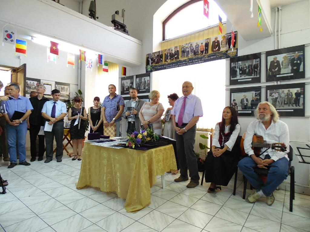 """Az """"Euro Foto Art"""" Galéria 25 éves évfordulója"""