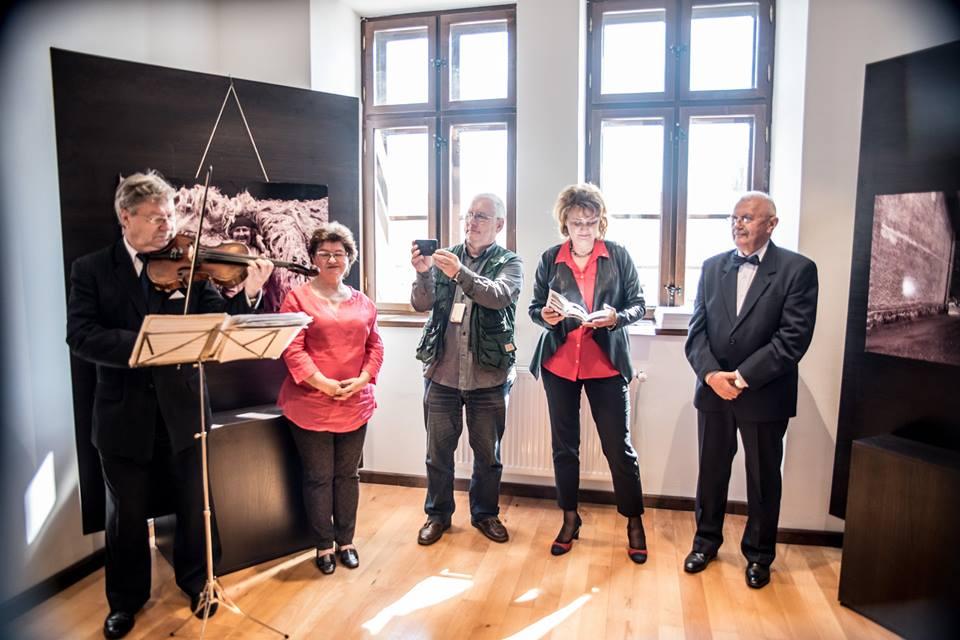 Vasile Dorolți Nagybánya-i fotóművész egyéni kiállítása