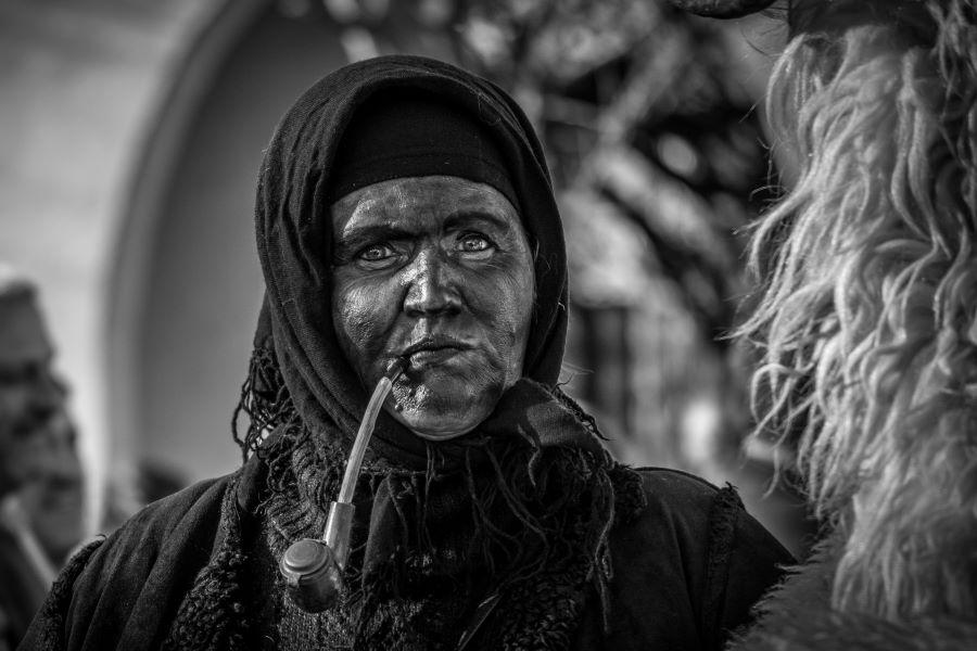 Ferenczi Évi (SK) - Old lady