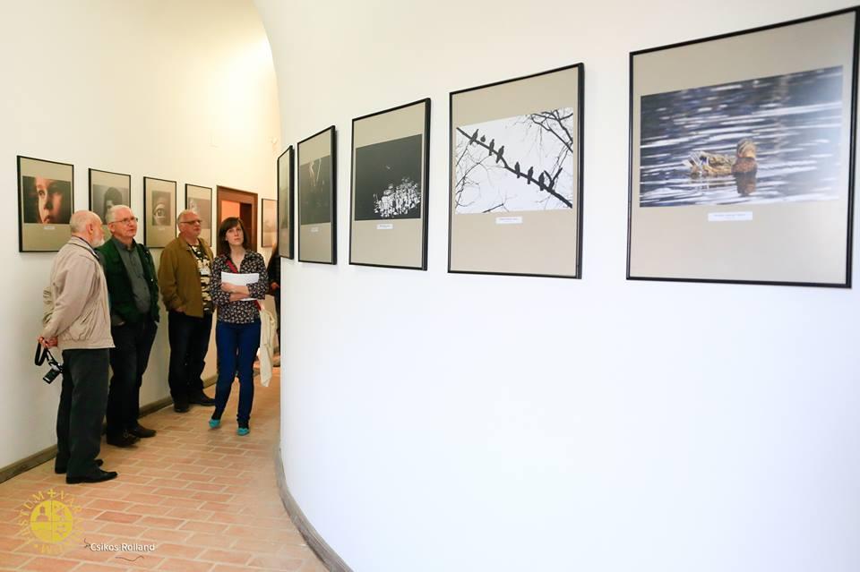 Borbély Johanna Bécs-i (A) fotóművész egyéni kiállítása
