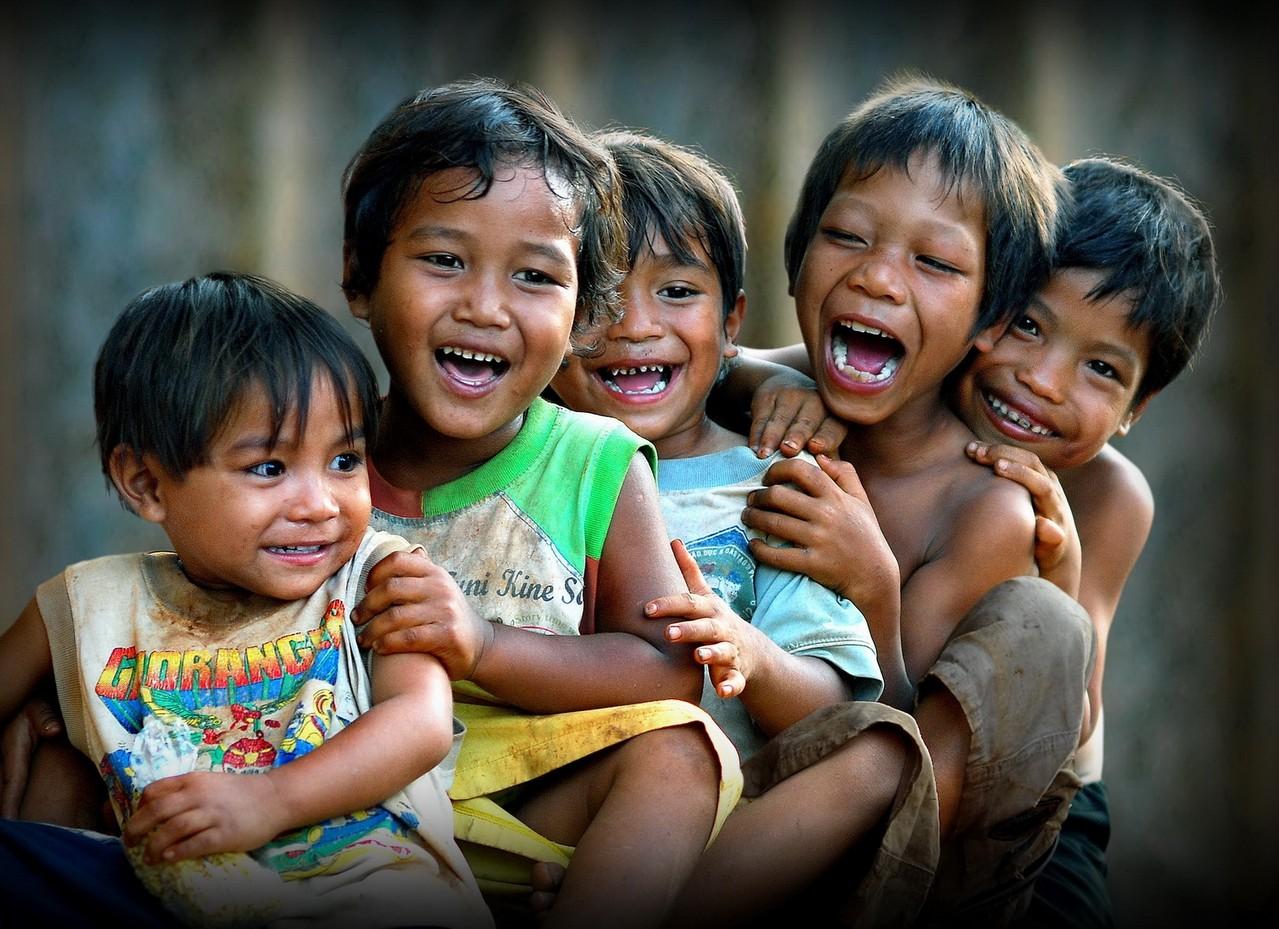 Premfoto 2012 - Tien-Ho Anh (Vietnam) - Smilies - Zâmbăreţii