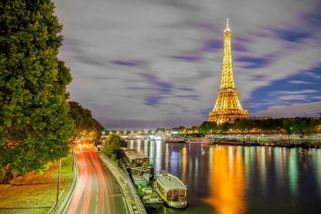 Fudulu Cătălin-Petruţ AFIAP (RO) -  Drumul spre Eiffel_Eiffel felé_